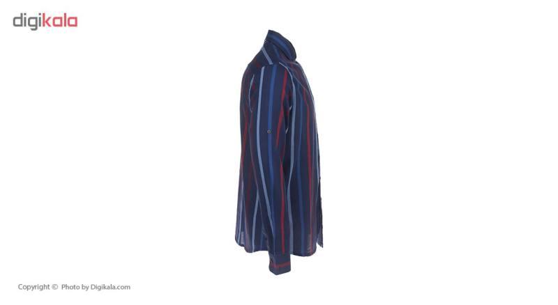 پیراهن مردانه رونی مدل 1122010610-59