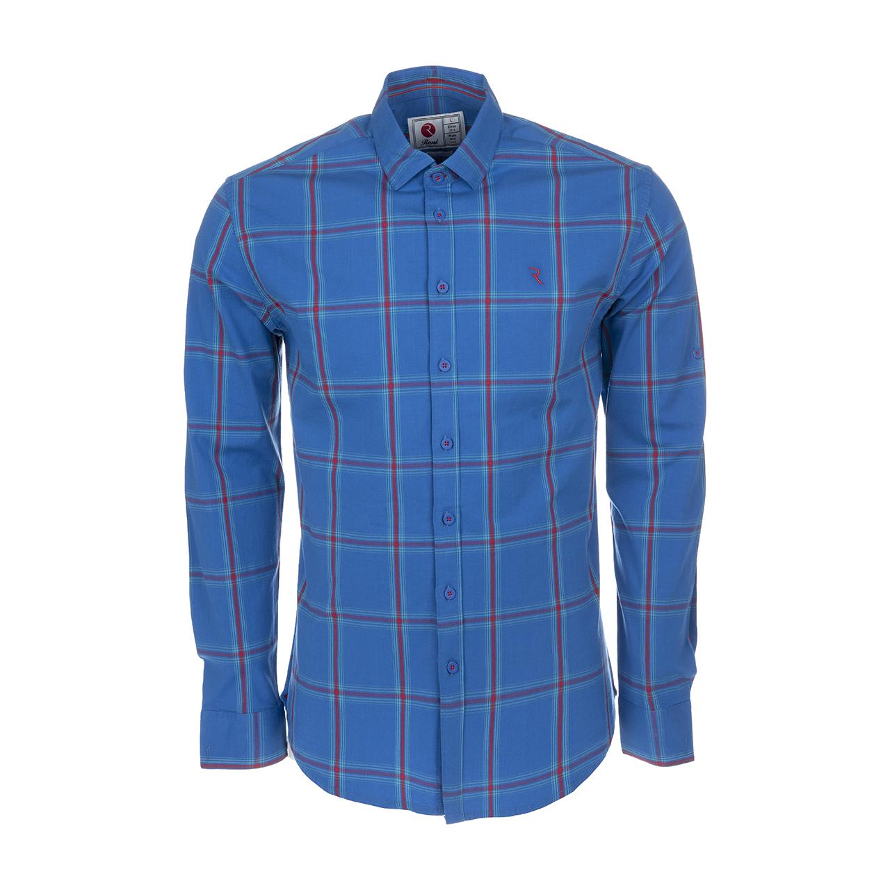 پیراهن مردانه رونی مدل 1133023626-58