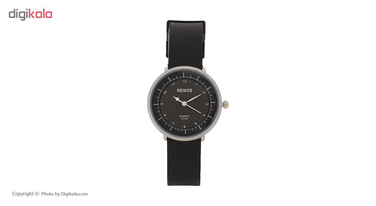 ساعت مچی عقربه ای زنانه رنوس مدل 1212A