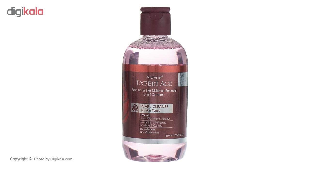 محلول پاک کننده آرایش آردن سری Expert Age حجم 250 میلی لیتر main 1 1