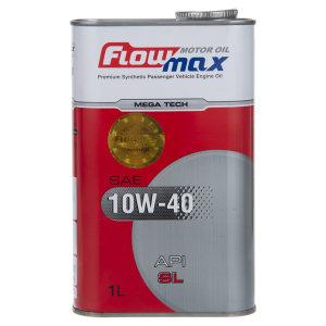 روغن موتور خودرو فلومکس مدل Mega Tech یک لیتری 10w-40