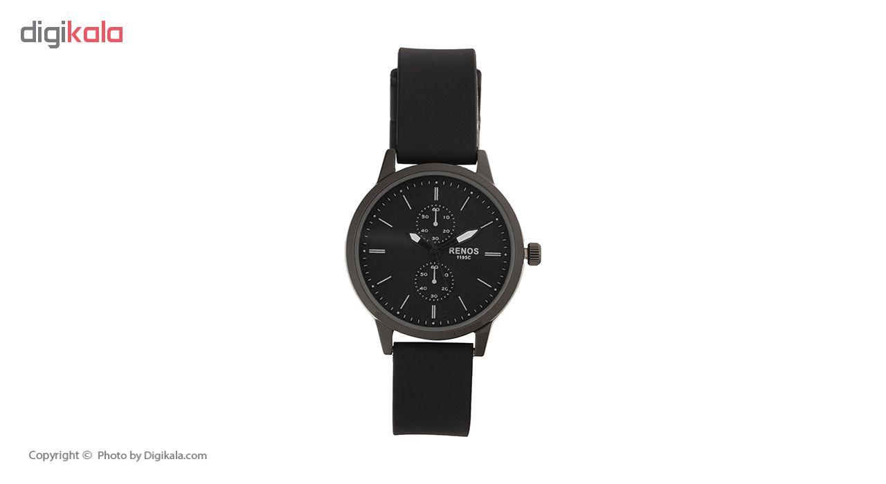 خرید ساعت مچی عقربه ای زنانه رنوس مدل 1195 | ساعت مچی