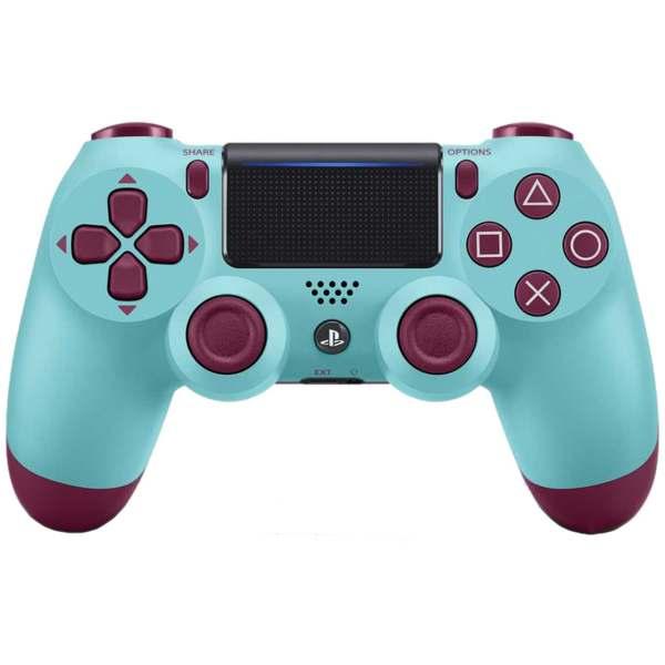 دسته بازی سونی مدل Berry Blue مناسب برای پلی استیشن 4