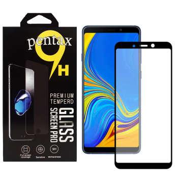 محافظ صفحه نمایش پنتاکس مدل TMP مناسب برای گوشی موبایل سامسونگ  Galaxy A9 2018