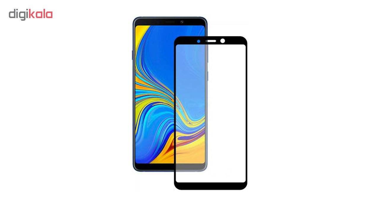محافظ صفحه نمایش پنتاکس مدل TMP مناسب برای گوشی موبایل سامسونگ  Galaxy A9 2018 main 1 2