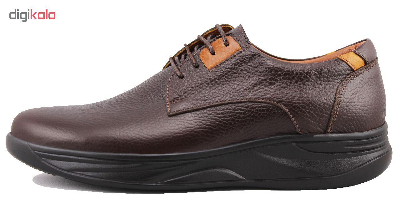 کفش مردانه چرم طبیعی ژست مدل 2012
