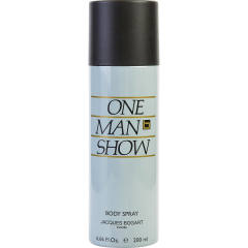 اسپری بدن مردانه ژاک بوگارت مدل One Man Show حجم 200 میلی لیتر
