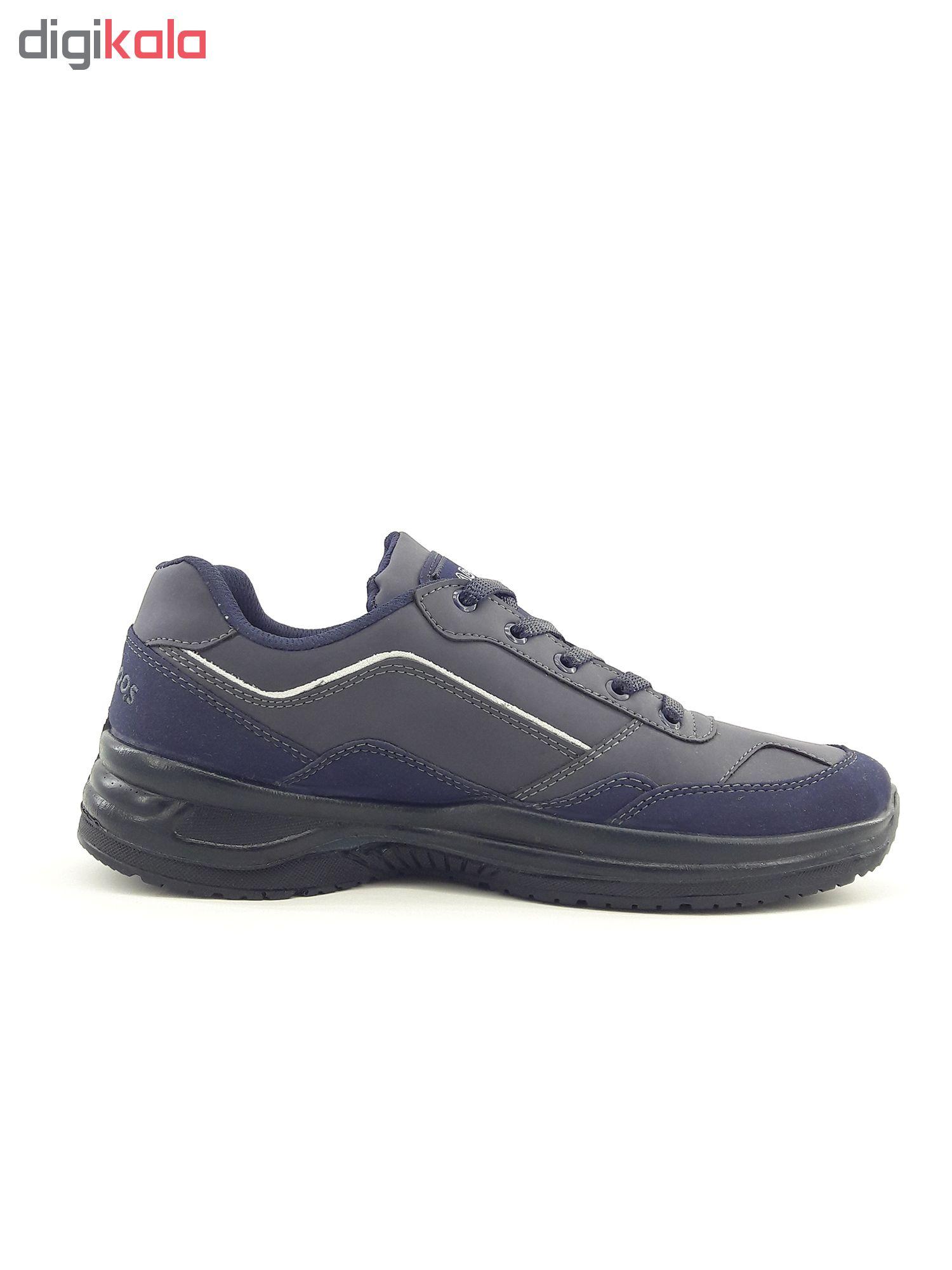 کفش ورزشی مردانه پادوز مدل Memfis nvy.rd002