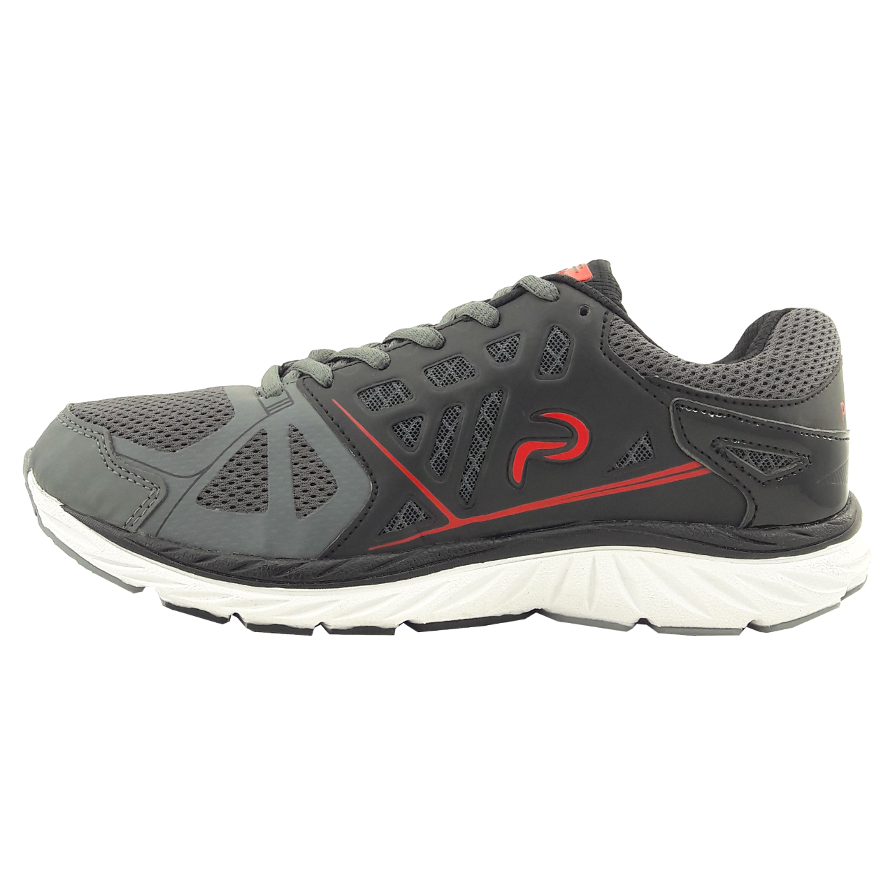 عکس کفش مخصوص دویدن مردانه پادوز مدل Victoria gry.rd01