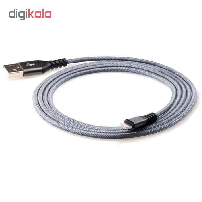 کابل تبدیل USB به لایتنینگ آیماس مدل Atough طول 1.8 متر main 1 8
