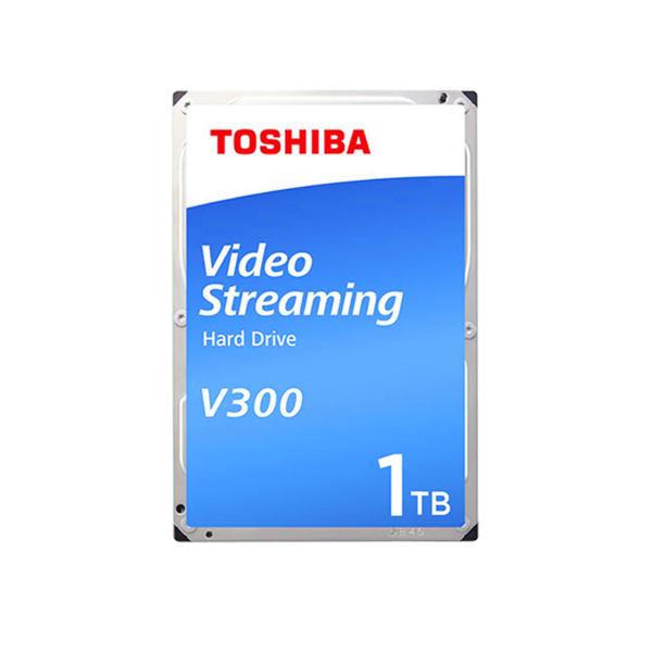 هارد دیسک اینترنال توشیبا مدل V300 Video ظرفیت 1 ترابایت