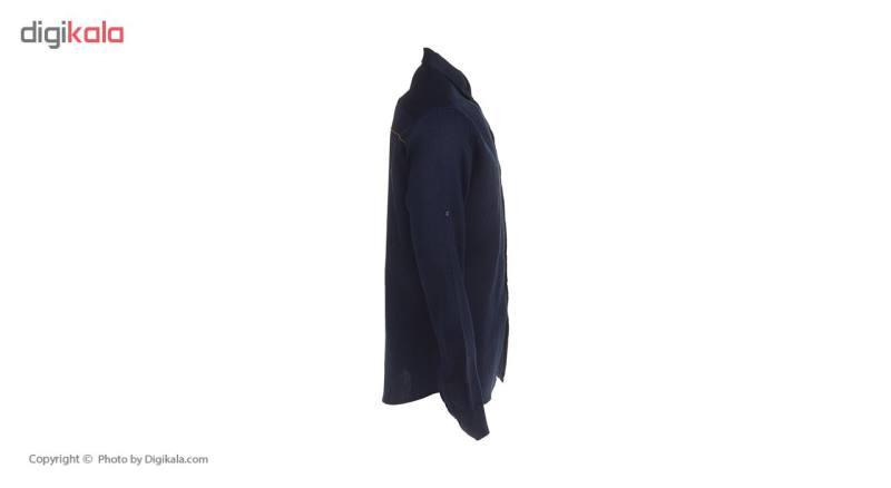 پیراهن مردانه رونی مدل 1111018327-59