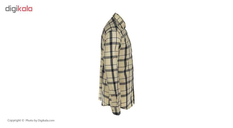 پیراهن مردانه رونی مدل 1133022503-19
