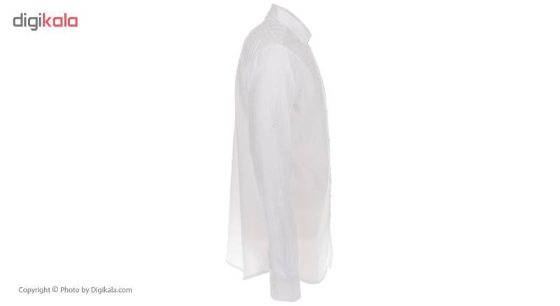 پیراهن مردانه رونی مدل 1133021000-01