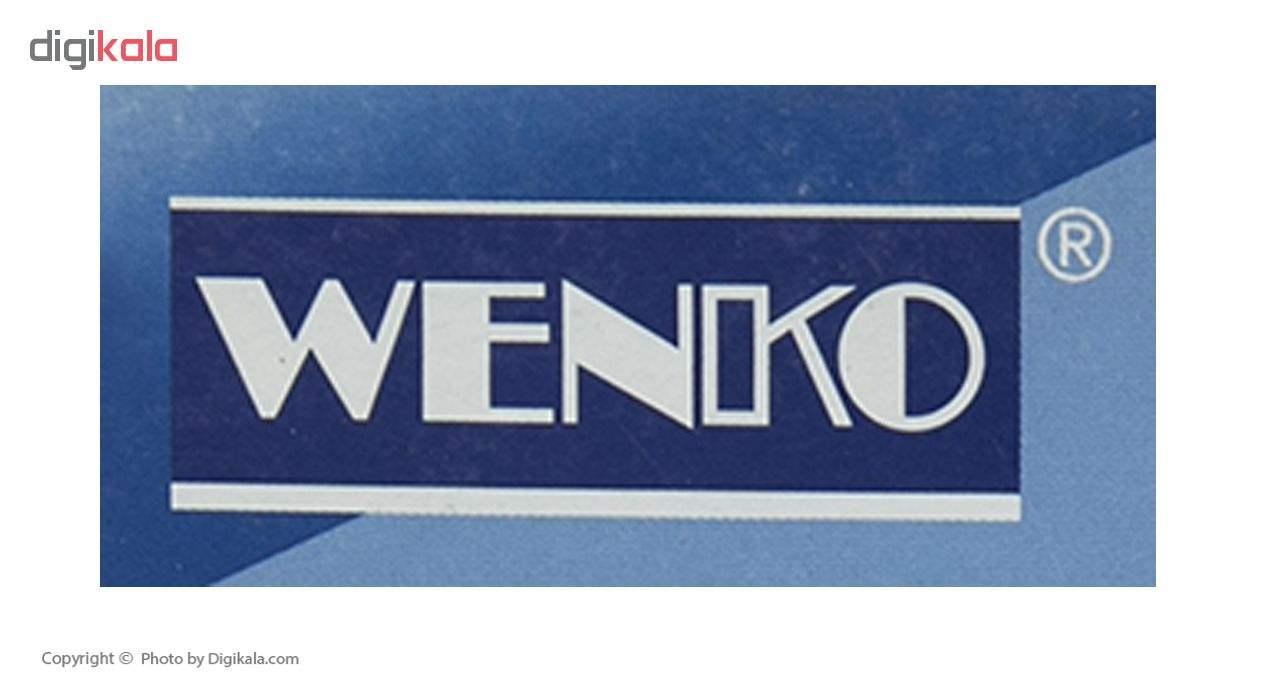 آویز حوله ونکو مدل Piceno steel بسته 2 عددی main 1 2