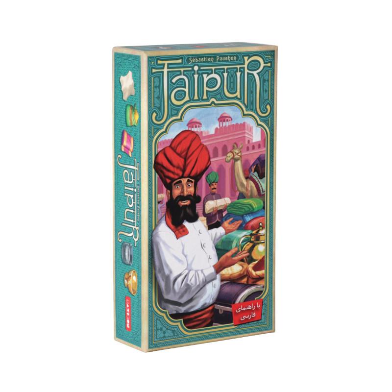 بازی فکری بازی کن مدل Jaipur