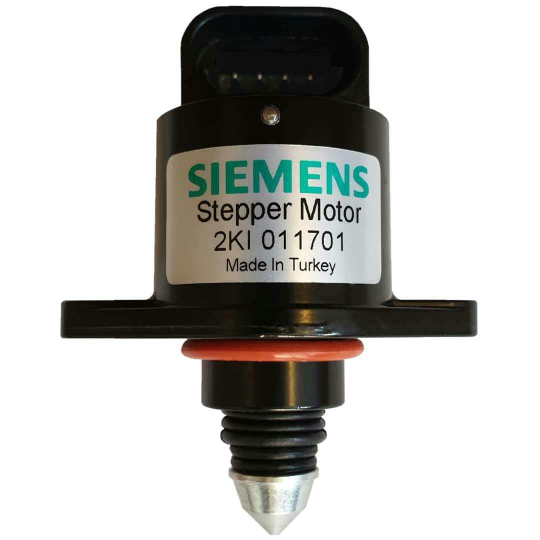 استپر موتور زیمنس مدل 7700861679 مناسب برای انواع تیبا / ساینا