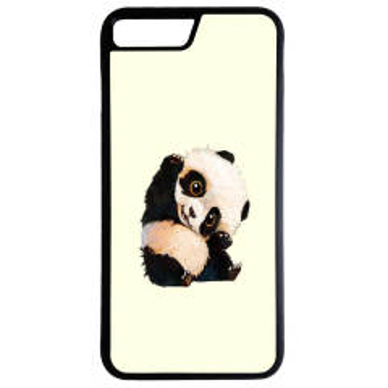 کاور طرح پاندا کد 7115 مناسب برای گوشی موبایل اپل iphone 7 plus/8 plus
