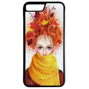 کاور طرح دخترانه کد 7126 مناسب برای گوشی موبایل اپل iphone 7plus/8plus