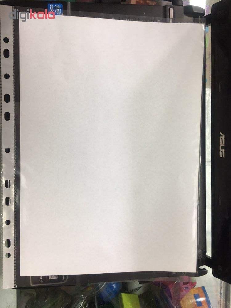 کاور کاغذ A4 مدل 543 بسته ی 100 عددی main 1 2