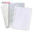 کاور کاغذ A4 مدل 543 بسته ی 100 عددی main 1 3