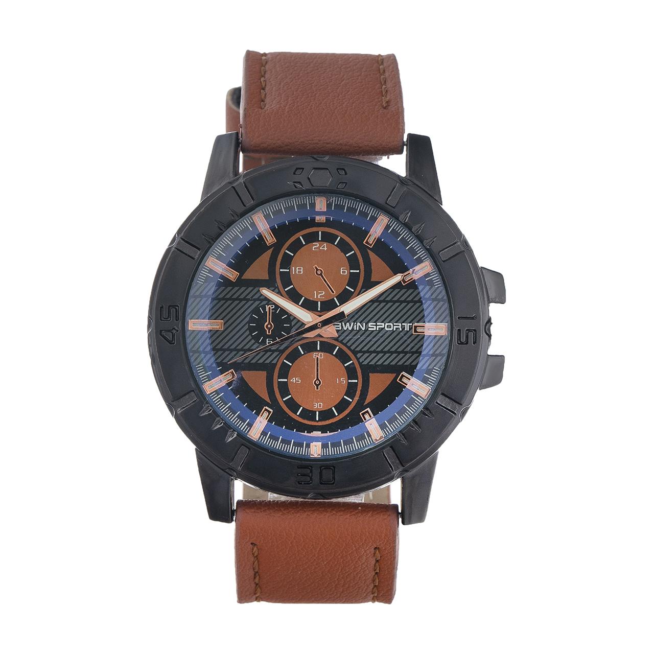 ساعت مچی عقربه ای مردانه آوین اسپرت مدل 30 2