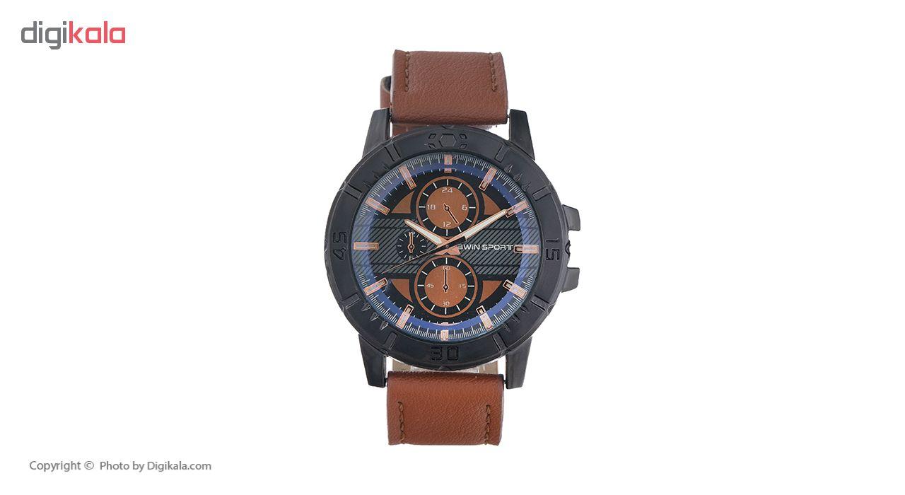 خرید ساعت مچی عقربه ای مردانه آوین اسپرت مدل 30