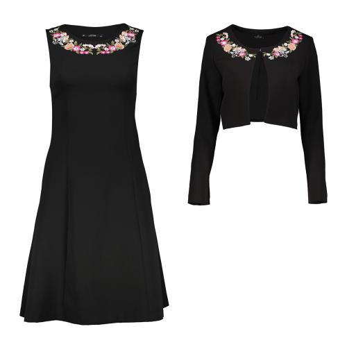 پیراهن و کت زنانه لفون مدل MH019