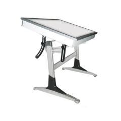 میز نقشه کشی و نور مهندسی کد6567 سایز 70*50 سانتی متر