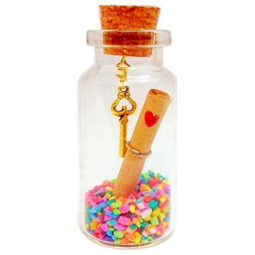 بطری دکوری مدل LOVE