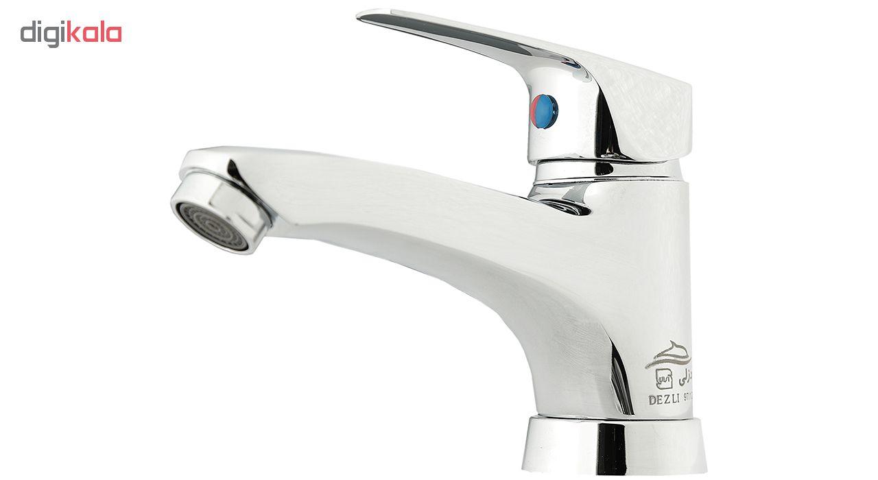 شیر روشویی دزلی مدل دنا Dezli Dena Basin Faucets