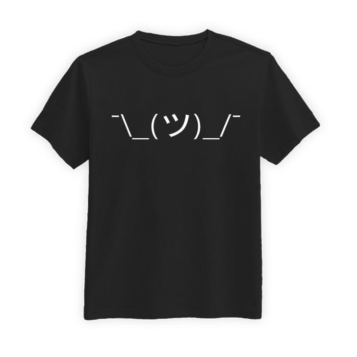 تی شرت آستین کوتاه مردانه طرح استیکر برنامه نویسی کد BW13439