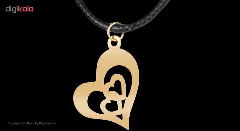 گردنبند طلا 18 عیار زنانه مایا ماهک مدل MM0901