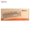 کیبورد سادیتا مدل SK1500S با حروف فارسی thumb 2