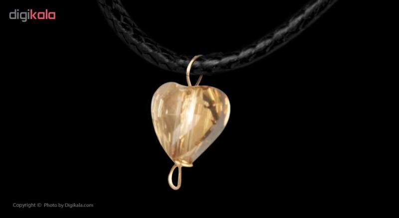 گردنبند طلا 18 عیار زنانه مایا ماهک مدل MM0894