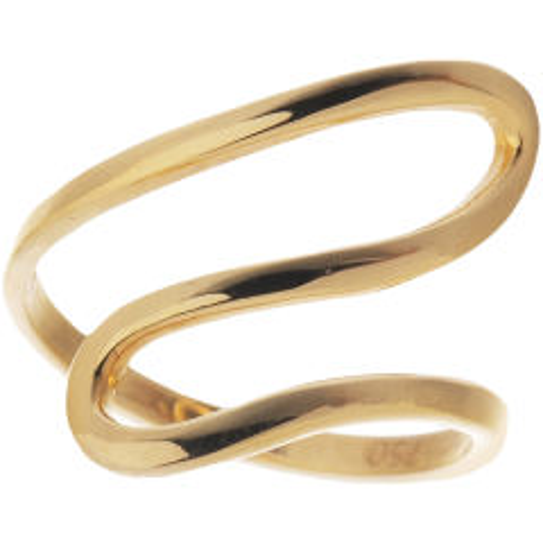 انگشتر طلا 18 عیار زرمان کد MR0291