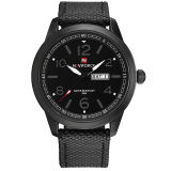 ساعت مچی عقربه ای مردانه نیوی فورس مدل NF9101 BGYB