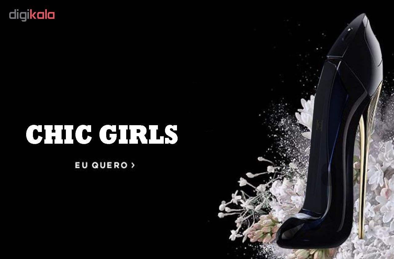 ادو پرفیوم زنانه فیلون فراگرنس ورد مدل Chic Girl Black حجم 90 میلی لیتر main 1 3