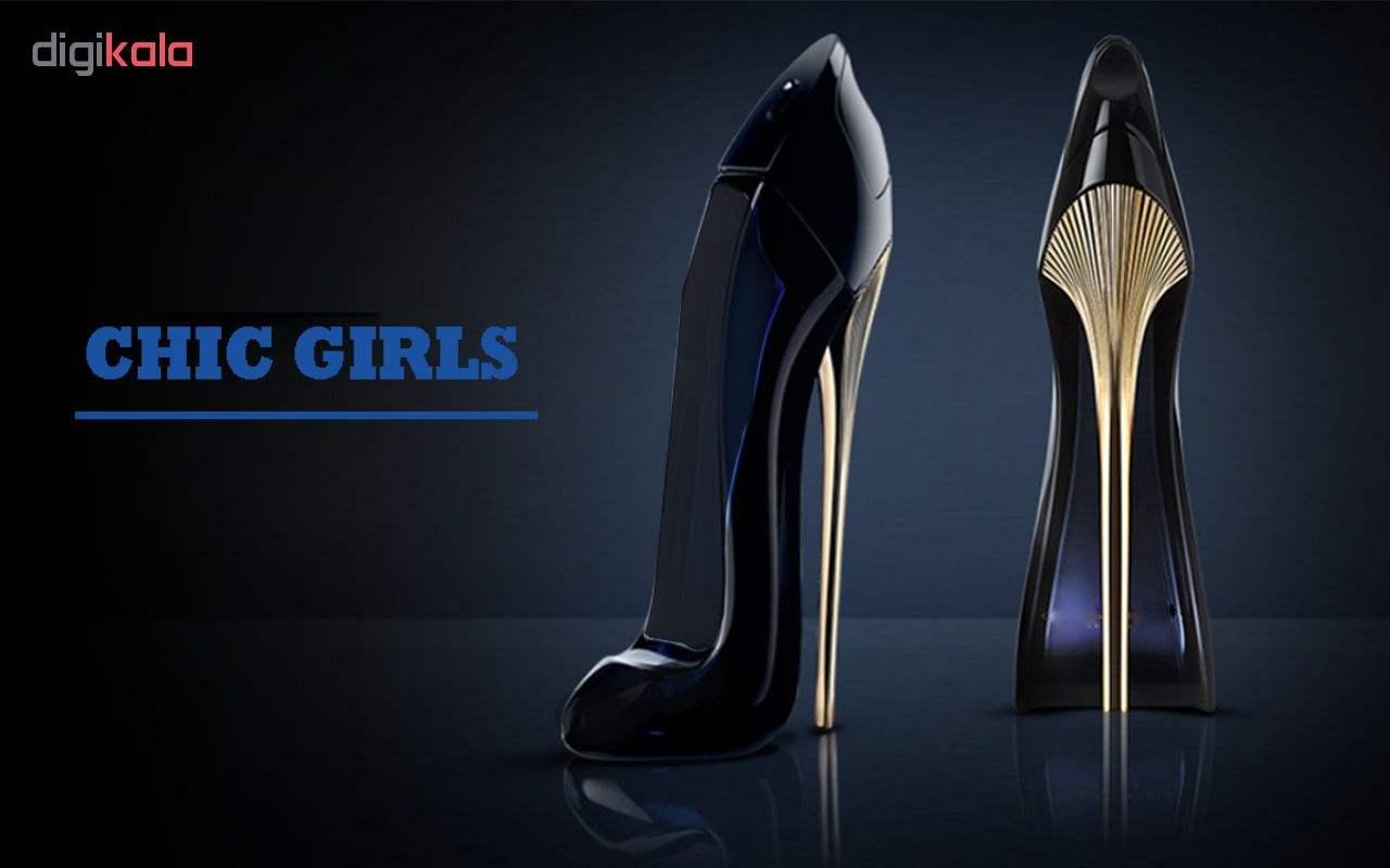ادو پرفیوم زنانه فیلون فراگرنس ورد مدل Chic Girl Black حجم 90 میلی لیتر main 1 4