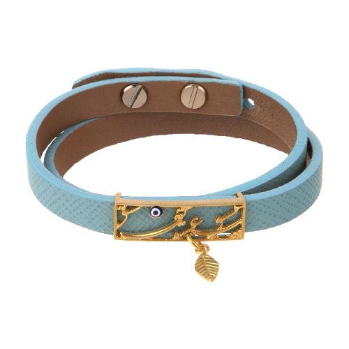 دستبند طلا 18 عیار زنانه تاج درسا مدل 216
