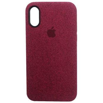 کاور ایت مدل پارچه ای مناسب برای گوشی موبایل اپل آیفون X / XS