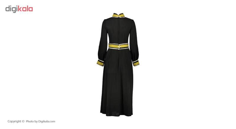 پیراهن زنانه عاطفه نادری طرح ویژه شب عید 1061133-9919