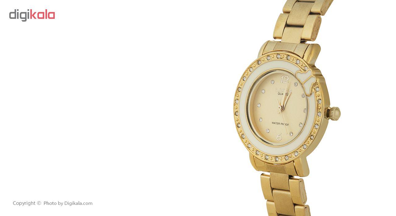 ساعت مچی عقربه ای زنانه لاروس مدل 081679896