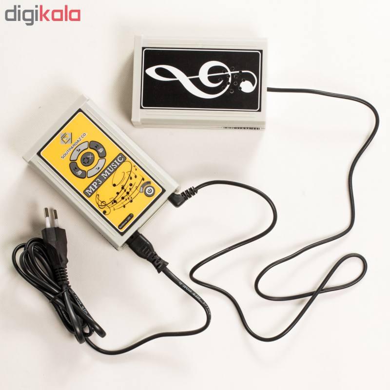 دستگاه پخش کننده موسیقی صوت پرداز مدل SP-MP3-LW thumb 3