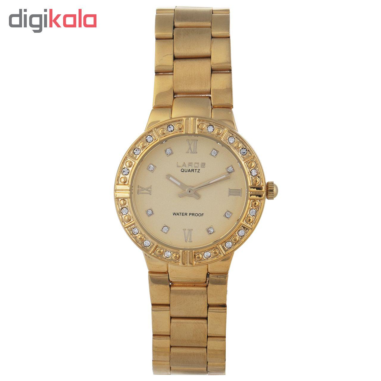 ساعت زنانه برند لاروس مدل 041779810