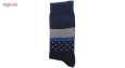 جوراب مردانه نانو گلکار مدل لاینست مجموعه 6 عددی کد 14 main 1 6