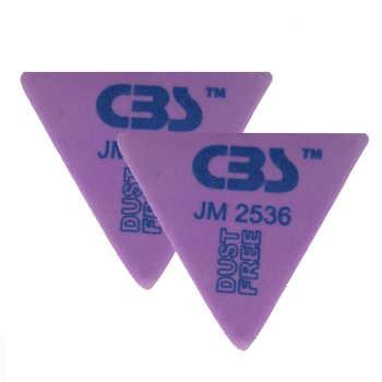 پاک کن CBS طرح مثلثی کد 2536 بسته دو عددی
