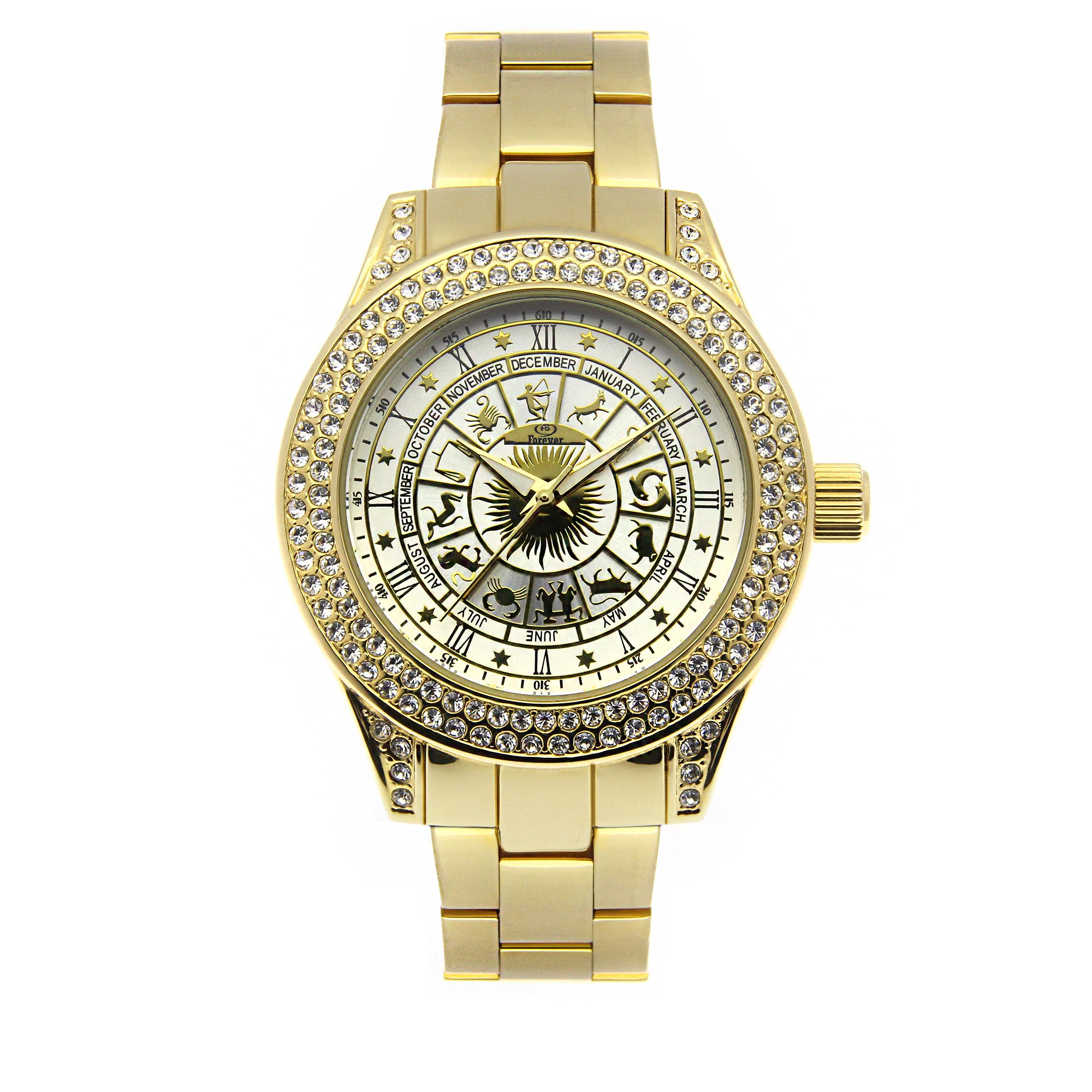 خرید ساعت مچی عقربه ای زنانه فوراور مدل SN-S10175S-01