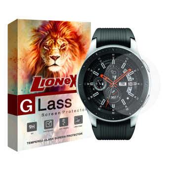 محافظ صفحه نمایش لایونکس مدل UPS مناسب برای ساعت سامسونگ Galaxy Watch 46mm