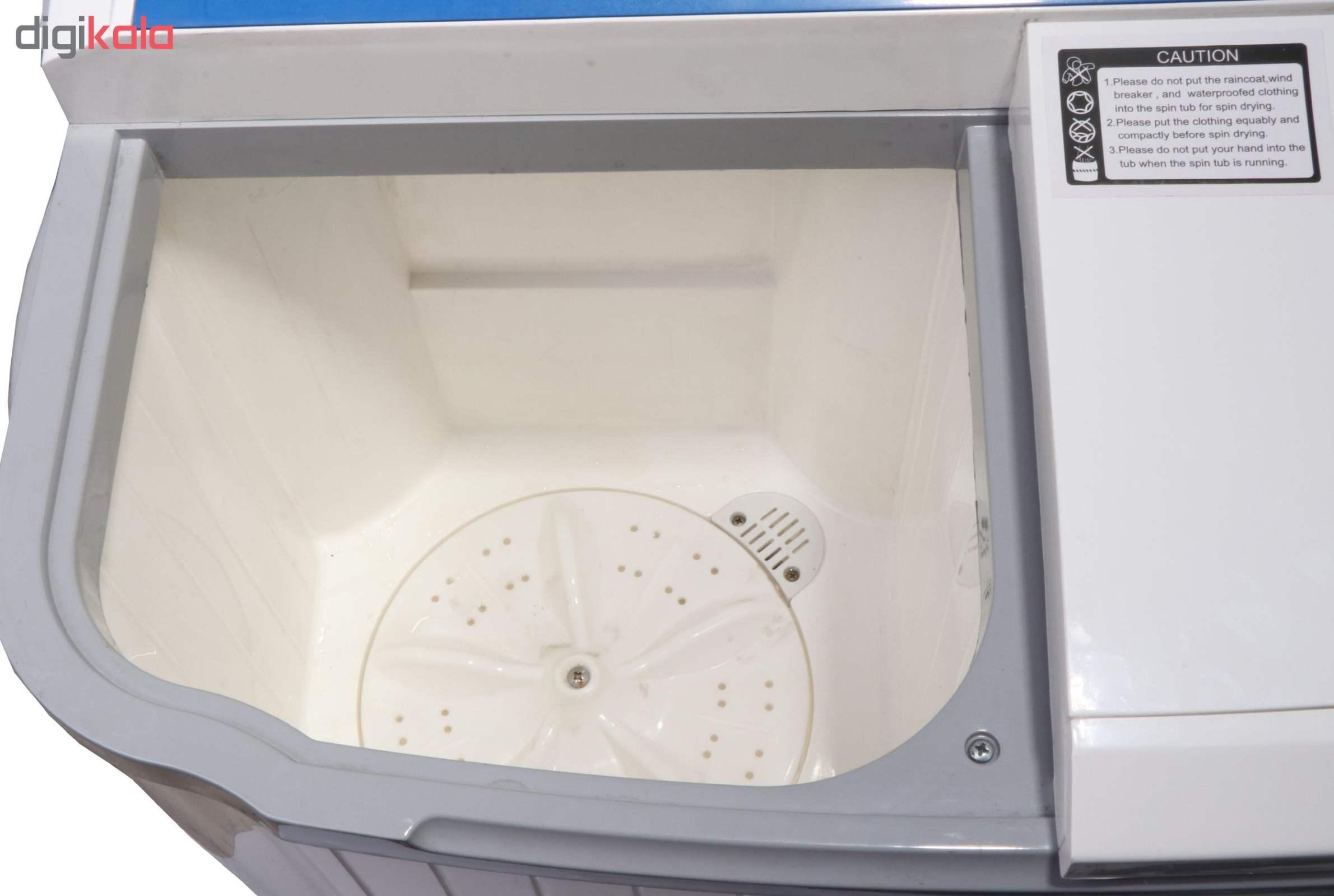 ماشین لباسشویی هیوندای مدل HWM-4500 ظرفیت 4.5 کیلوگرم main 1 6